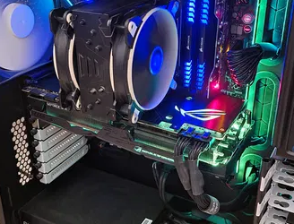 A Workstation Gaming PC