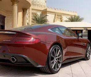 2015 Vanquish with 2 years warranty and service package