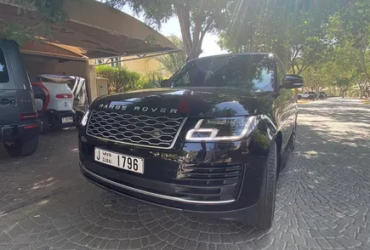 Range Rover Vogue SE Supercharged – perfect cond