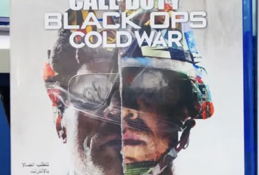 Ps4 call of duty black ops cold war (Brand new)