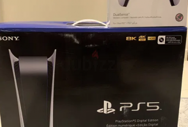 PlayStation 5 Digital with Extra controller