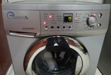 First Owner Daewoo 7kg Air Power Fully Automatic Washing Machine