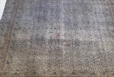 Hand Knotted Turkish Carpet -Almost NEW