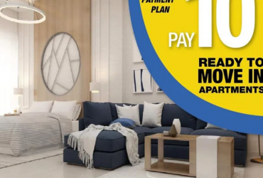 PAY 10%-GET YOUR KEYS || 5 YRS P.PLAN || FULLY FURNISHED