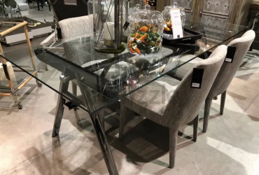 Marina Home Dining Table 6x Home Soul Dining Chairs