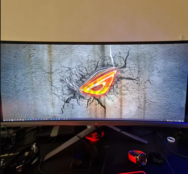 Asus ROG Swift PG348 34 Ultra Wide Monitor